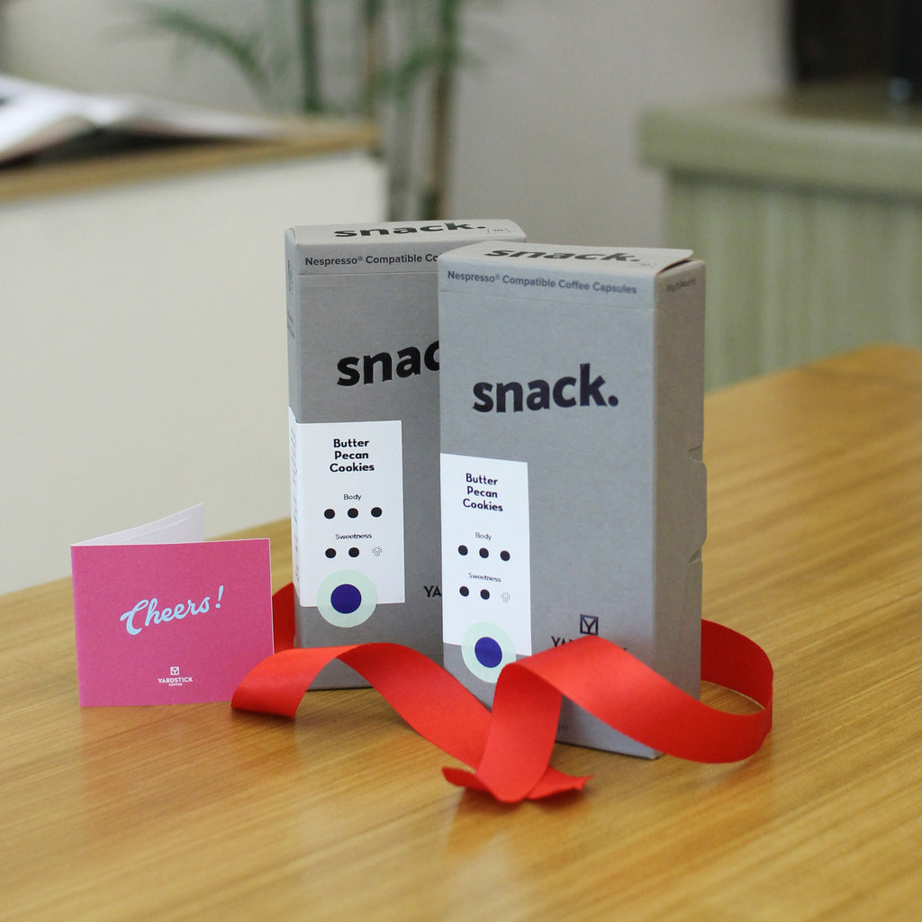Gift Different: For The Snacky