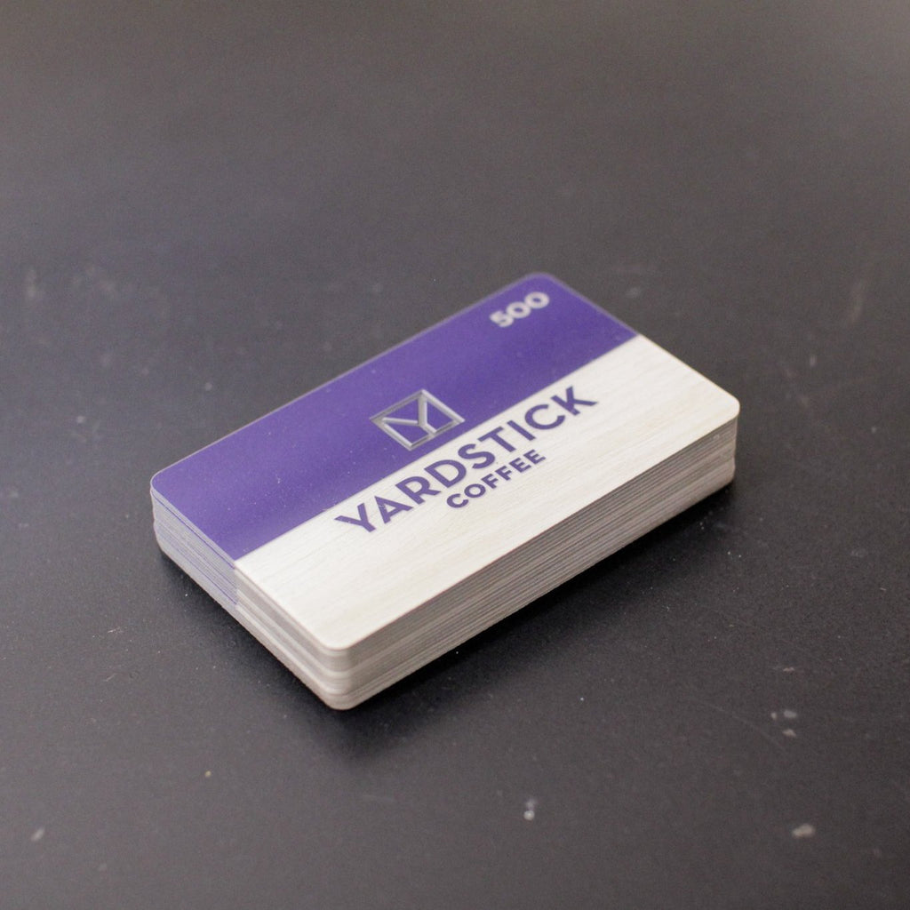 Yardstick P500 Gift Card