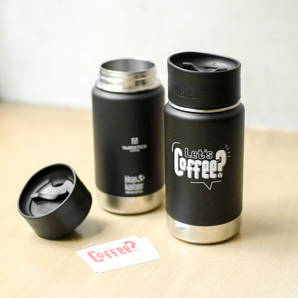 Limited Edition: Let's Coffee x Klean Kanteen