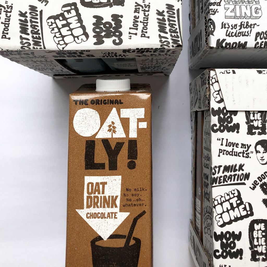 Oatly! Oatmilk - Holiday Hoarders