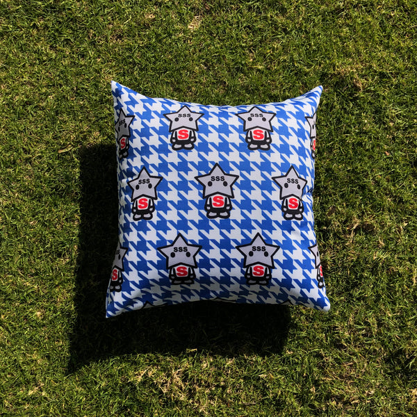 Blue StarBoy Pillow
