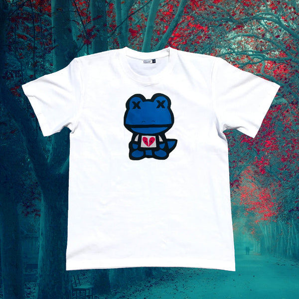 808s Heartbreak Lizard T shirt