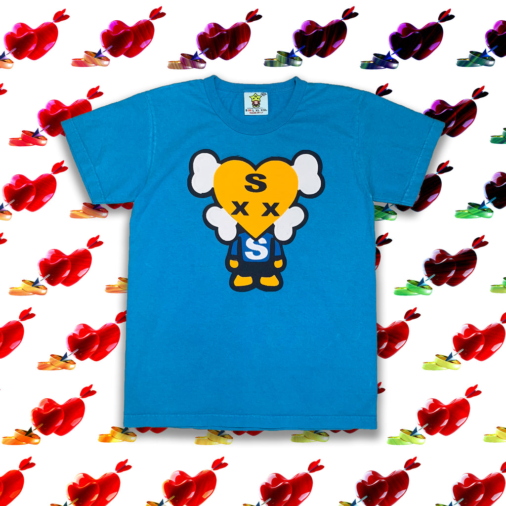 Yellow HeartBoy T-Shirt