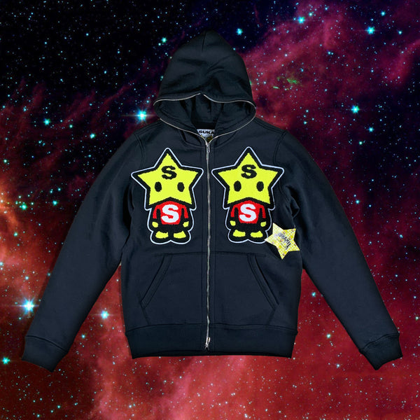 Double Star Chenille Fullzip