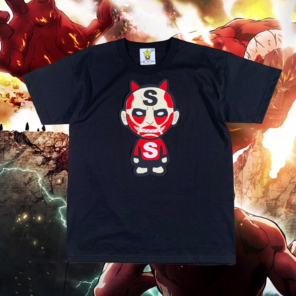 Colossal titan t shirt