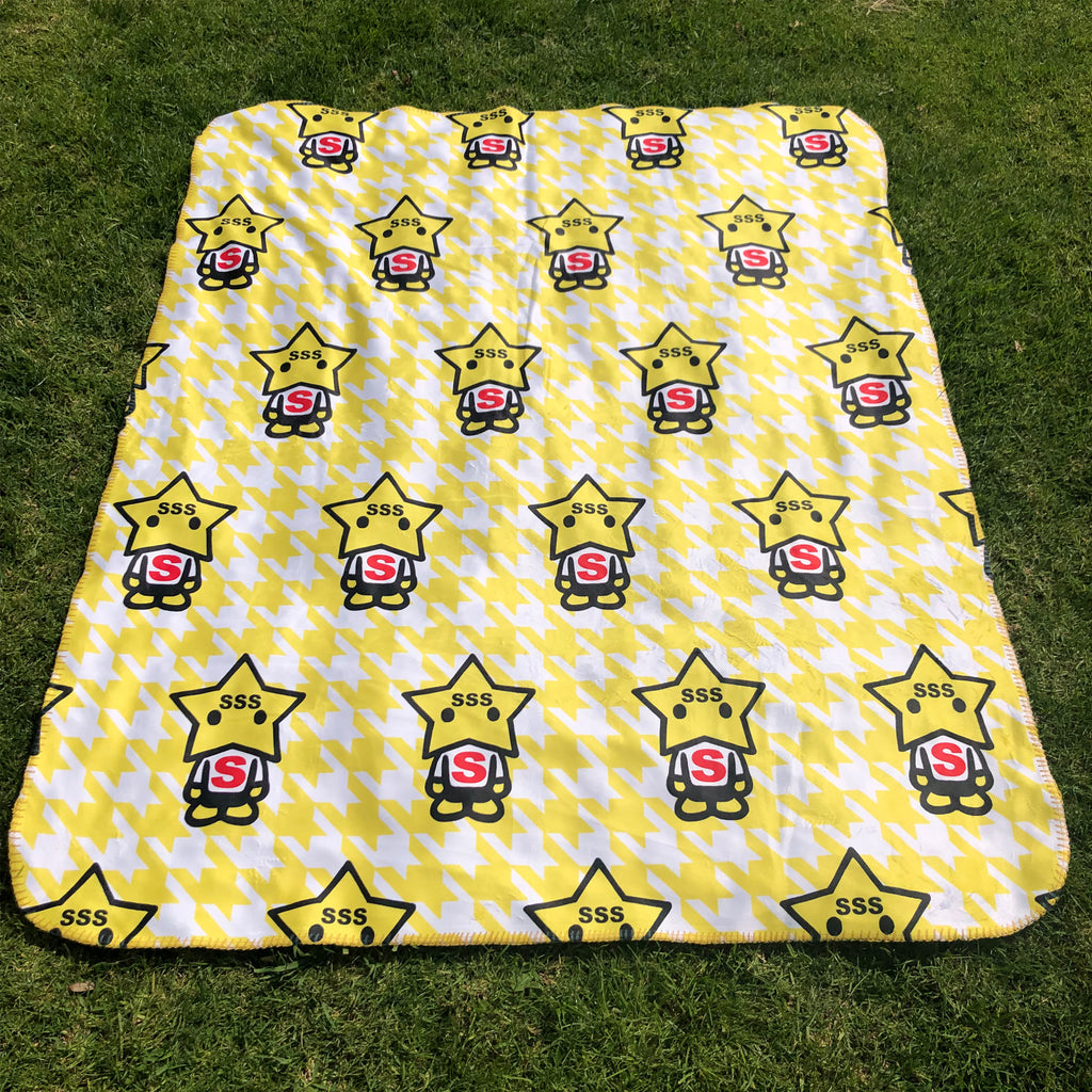 Yellow StarBoy Blanket