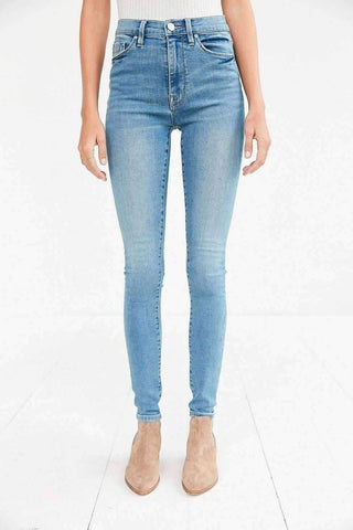 Image of High Rise Skinny Jean