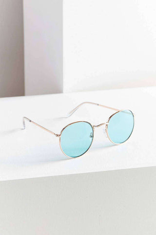 Image of Daydream Metal Round Sunglasses