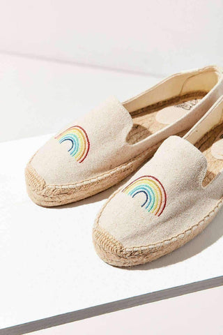 Image of Rainbow Slipper