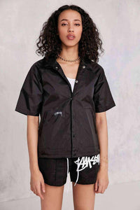 Short Sleave Coach Jacket