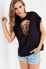 Image of Deeply Macrame Tee