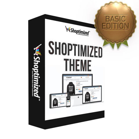 Shoptimized™ - The #1 Unofficial Shopify Theme (Basic)