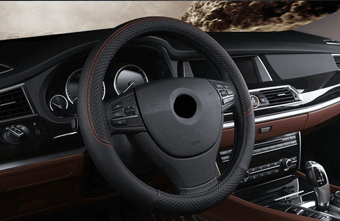 Luxury Car Steering Wheel Cover