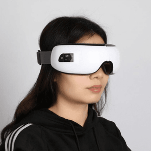 Wireless Eye Massager - Headache Relief