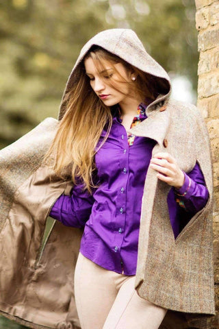 Sienna Mix Hooded