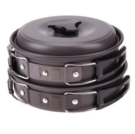 Camping Cookware (Free + Shipping Demo)
