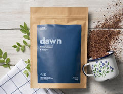 Dawn – Roasted Ground Milled Flaxseed & Bilberry, 400g