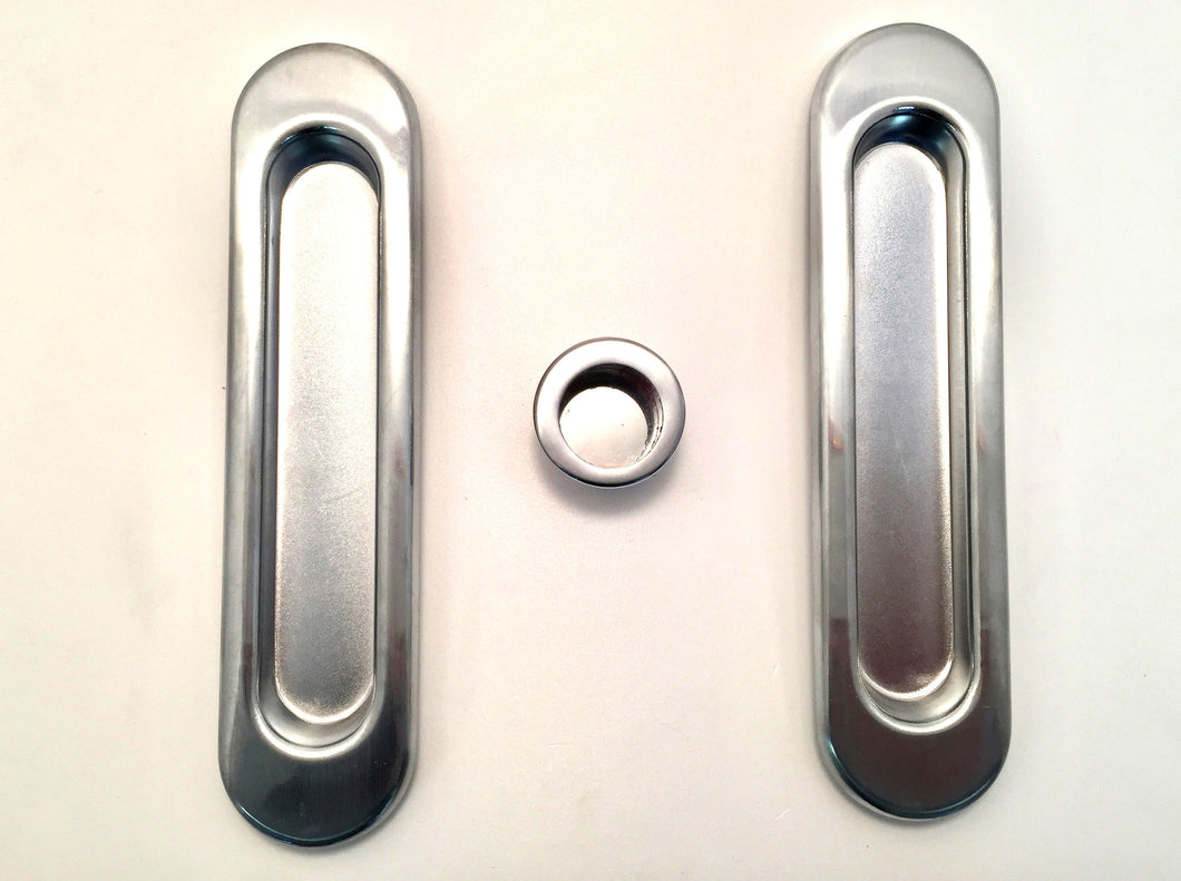 Oblong Flush Pull Handle For Pocket Door Free With