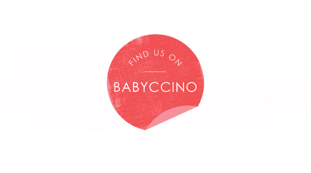 As Featured on Babyccino