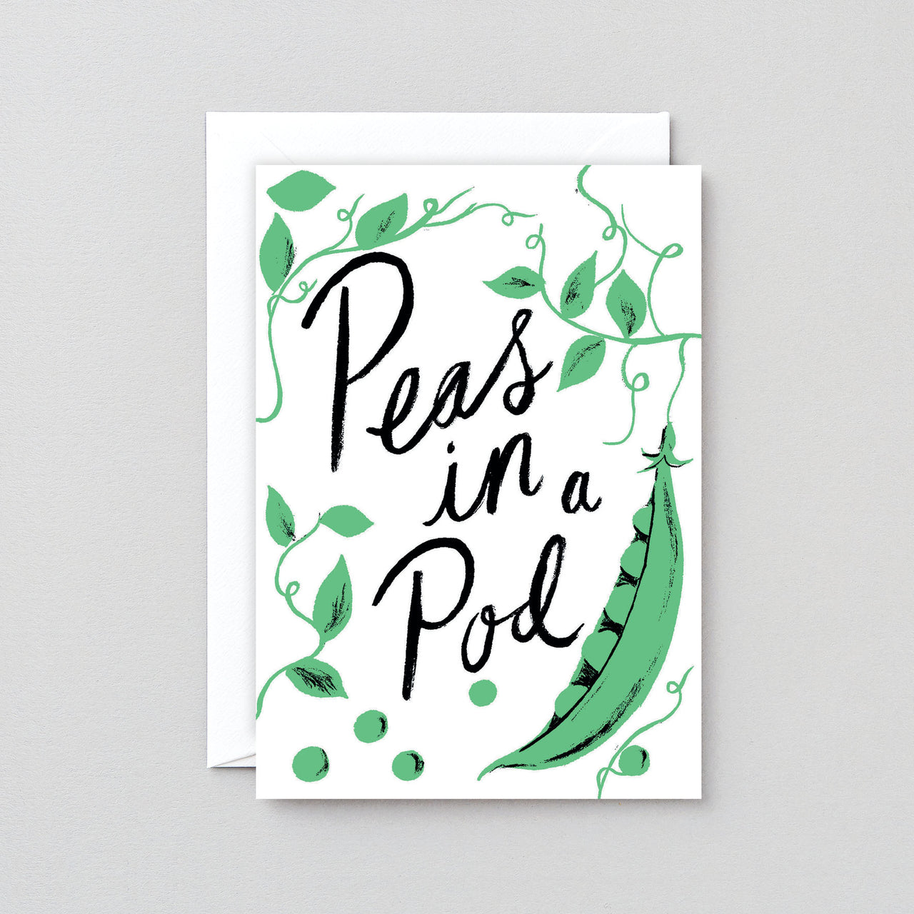 Peas In A Pod Card - Claude & Co