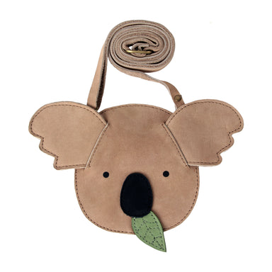 Handmade Leather Koala Purse Donsje Amsterdam - Claude & Co