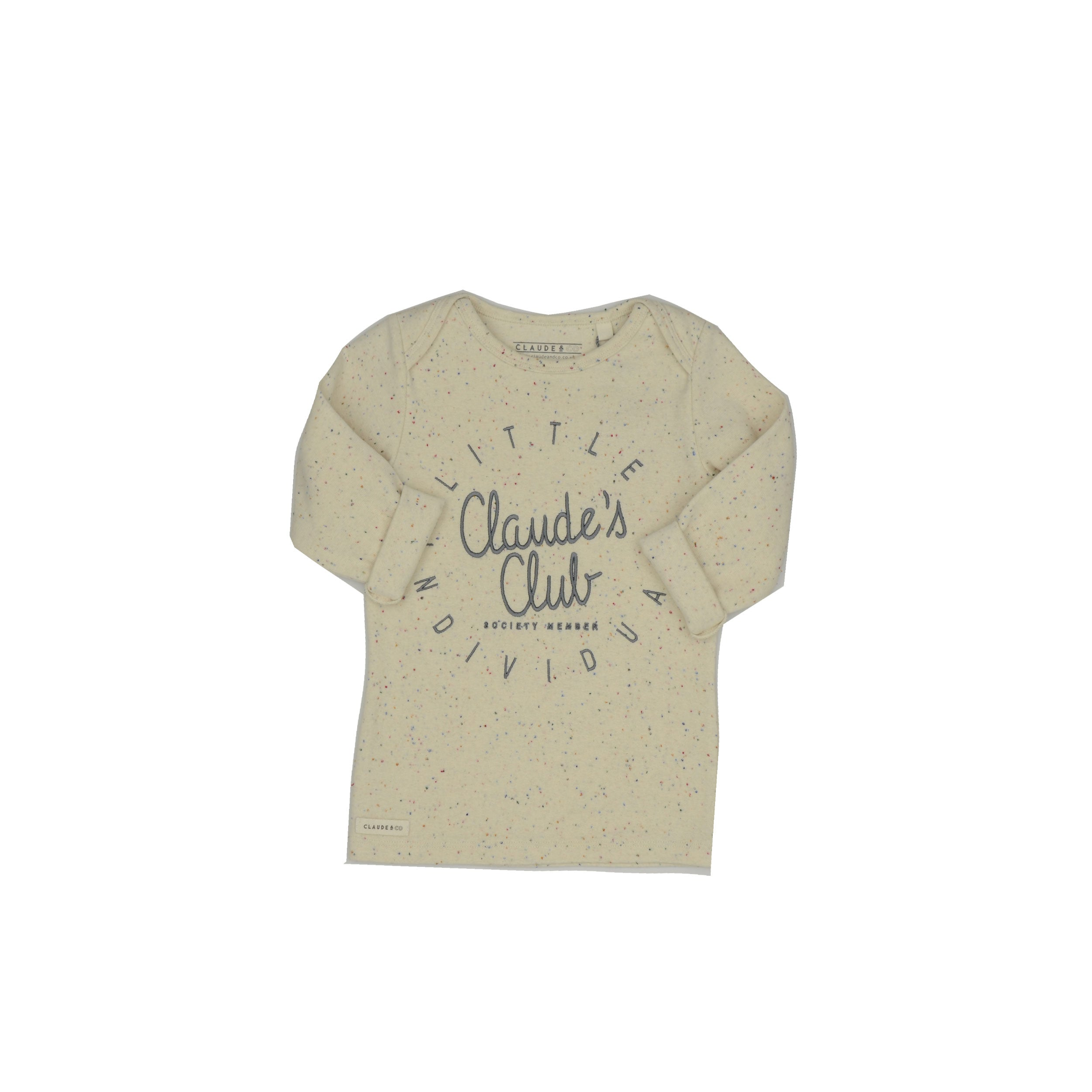 CLAUDE'S CLUB TEE - Claude and Co - Claude & Co