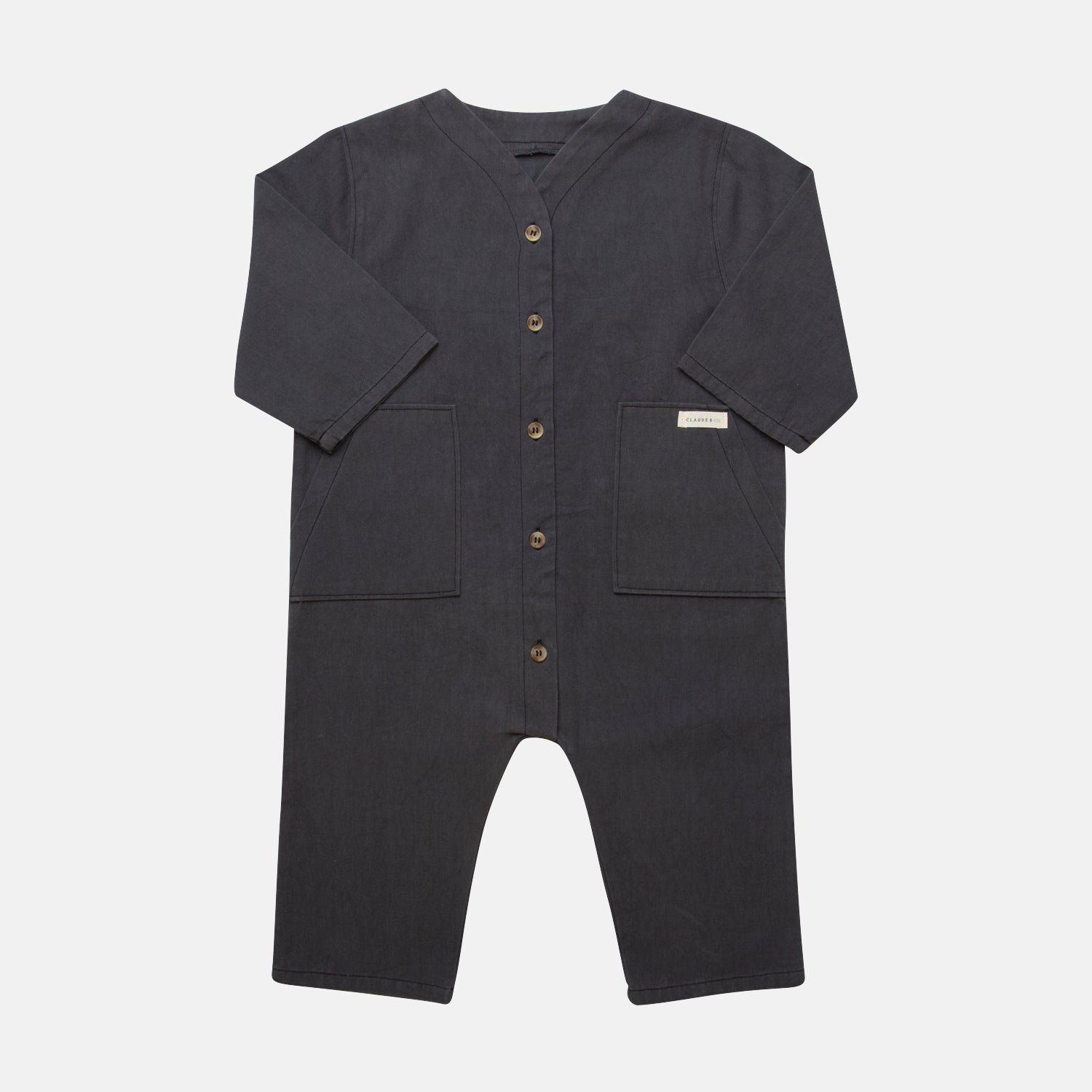 Claude x Ando Overalls Midnight
