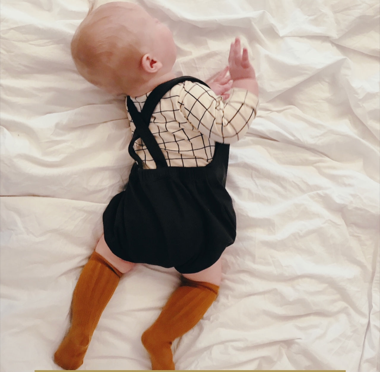 Forest Green Short Romper - Claude & Co