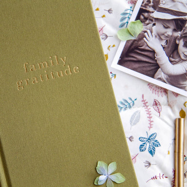 Write To Me - Family Gratitude Book Journal - Claude & Co