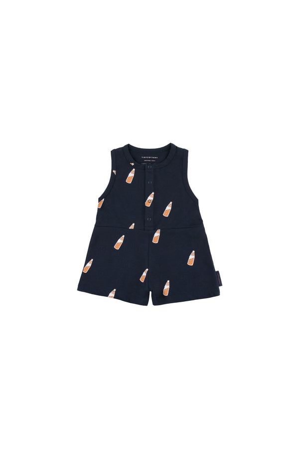 TINY COTTONS SODA BOTTLE ROMPER - Claude & Co