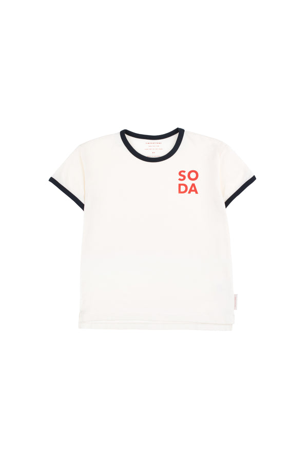 TINY COTTONS SODA TEE - Claude & Co