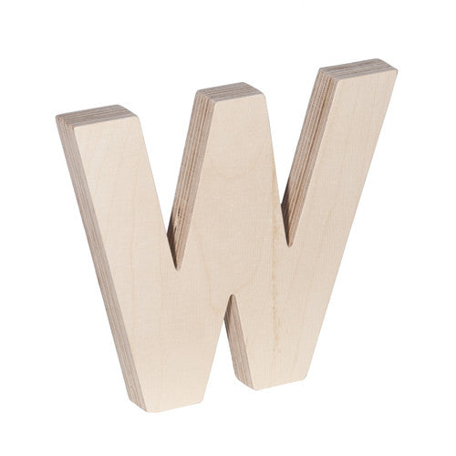 Wooden Letters A-Z - Claude & Co