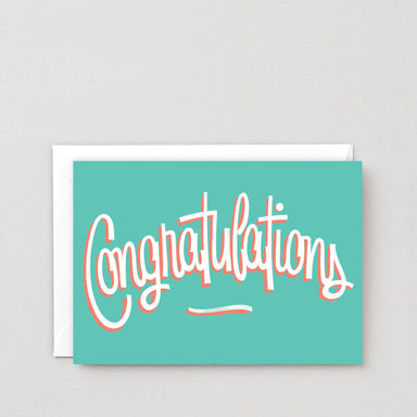 Congratulations Card - Claude & Co