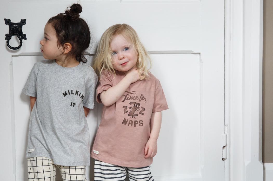 'Milking It' ® Tee Child - Claude & Co
