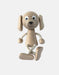 Wooden Sitting Dog - Claude & Co