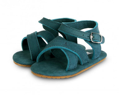 Donsje Amsterdam Giggles Sandal Amazon Green - Claude & Co