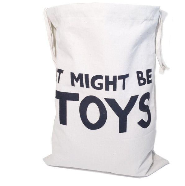 FABRIC SACK - IT MIGHT BE TOYS - Claude & Co
