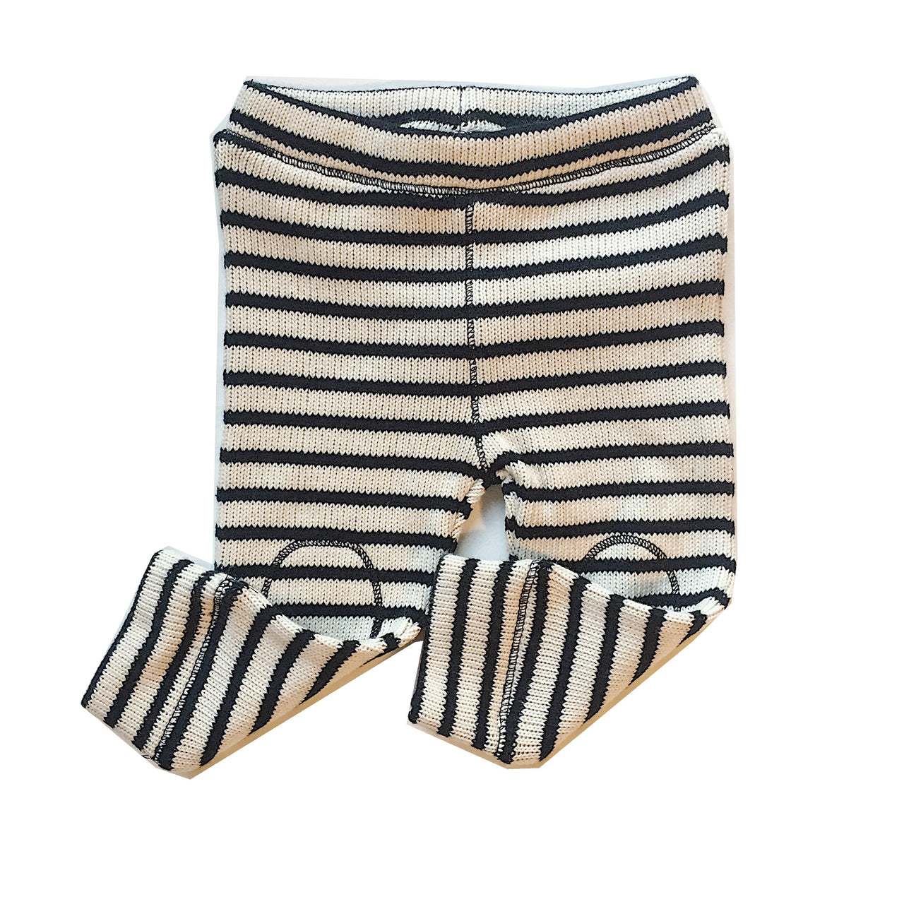Knitlook Stripe Legging - Claude & Co