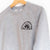 KIDS CHASING ADVENTURE CREWNECK ~ GREY MARLE