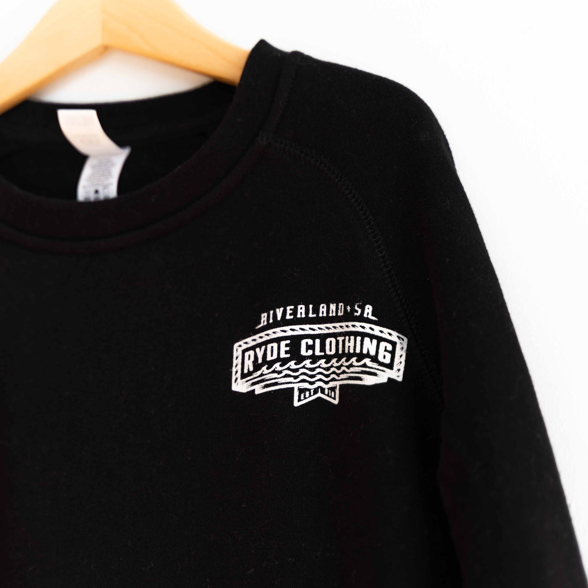 Kids Riverland Crewneck