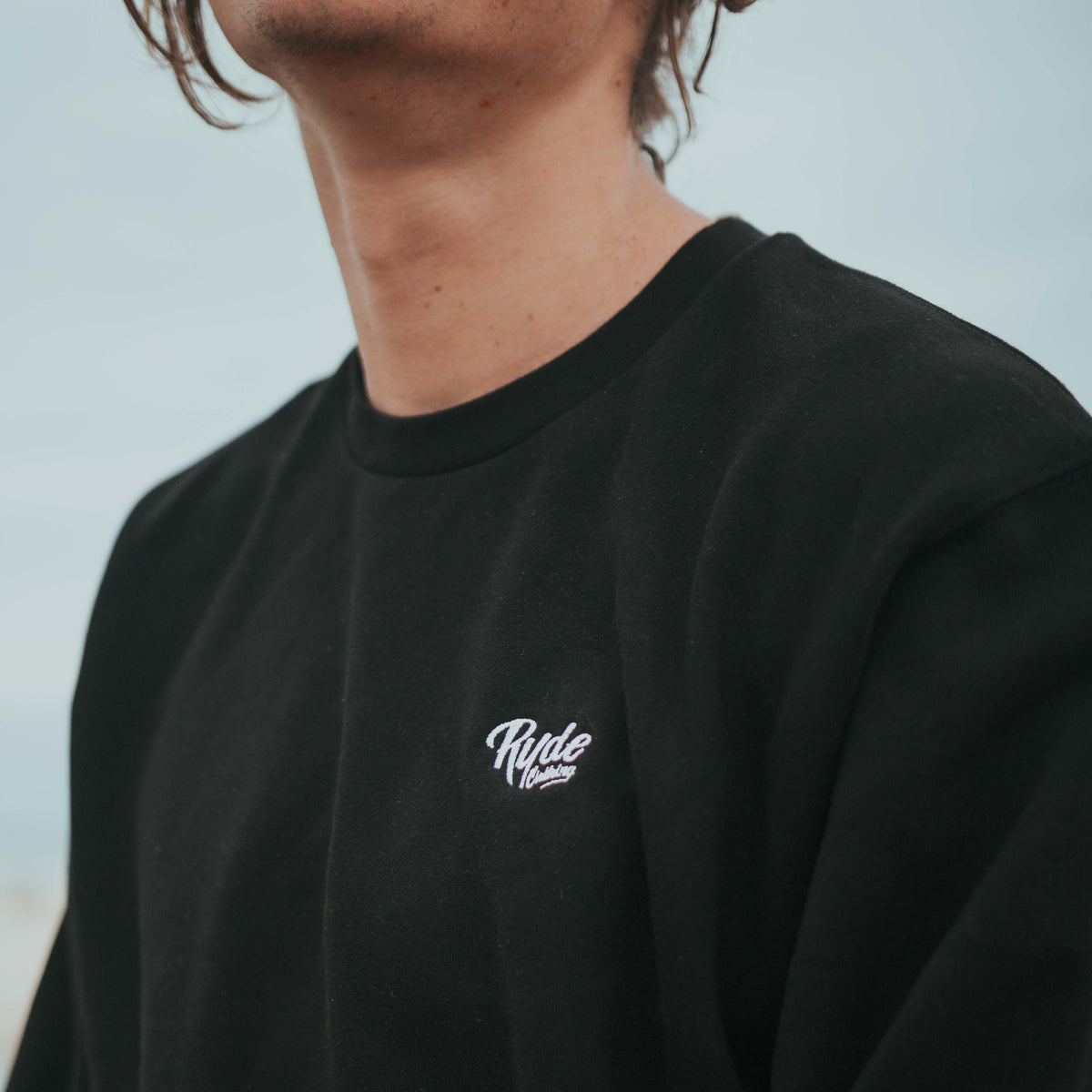 Ryde Embroidered Crew