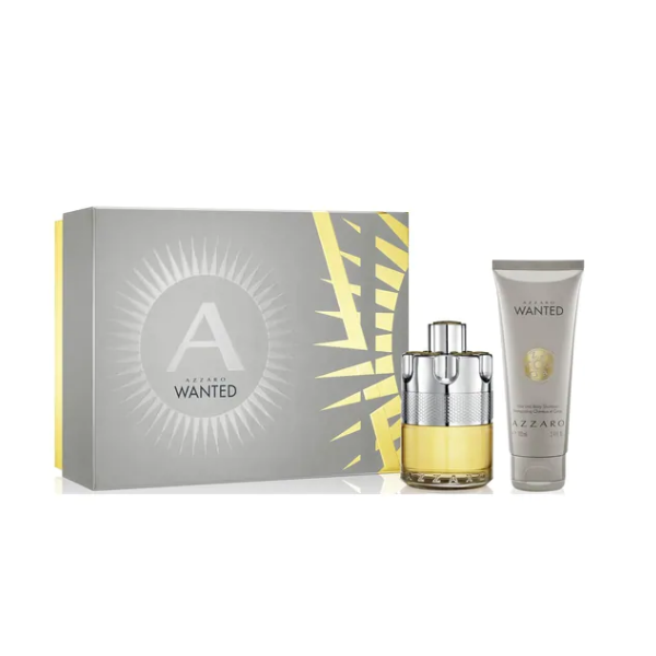 Coffret Wanted Azzaro eau de toilette 50ml