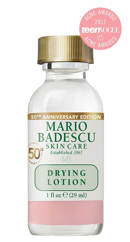 Drying Lotion - Soin Desséchant Anti-Boutons - Mario Badescu Nubian Beauty Dakar Senegal