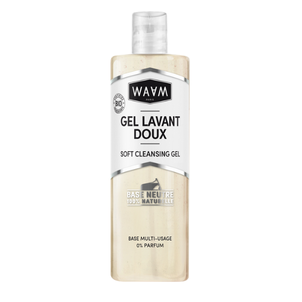 Base Gel lavant doux neutre