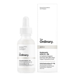 Hyaluronic Acid 2% + B5 - The Ordinary Nubian Beauty Dakar Senegal