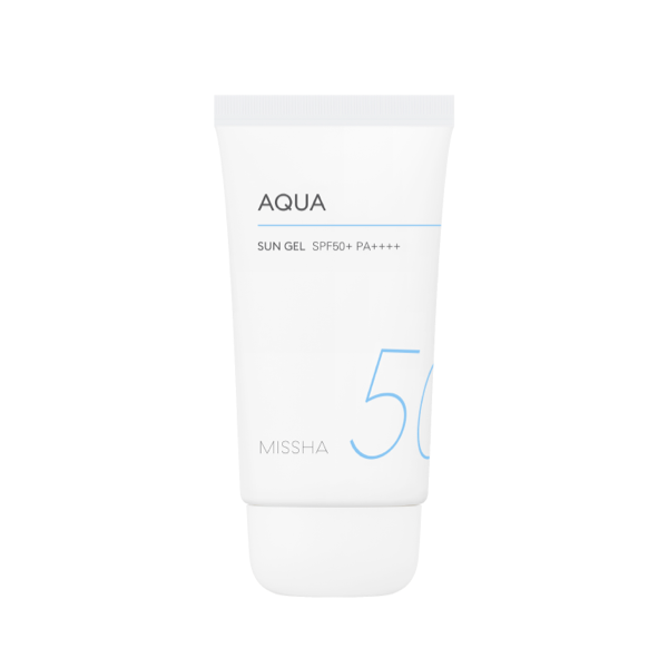 Protection solaire en gel SPF 50+ All around safe Block Aqua
