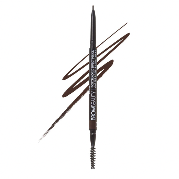 Crayon sourcils slim effet Microblading Dark Brown