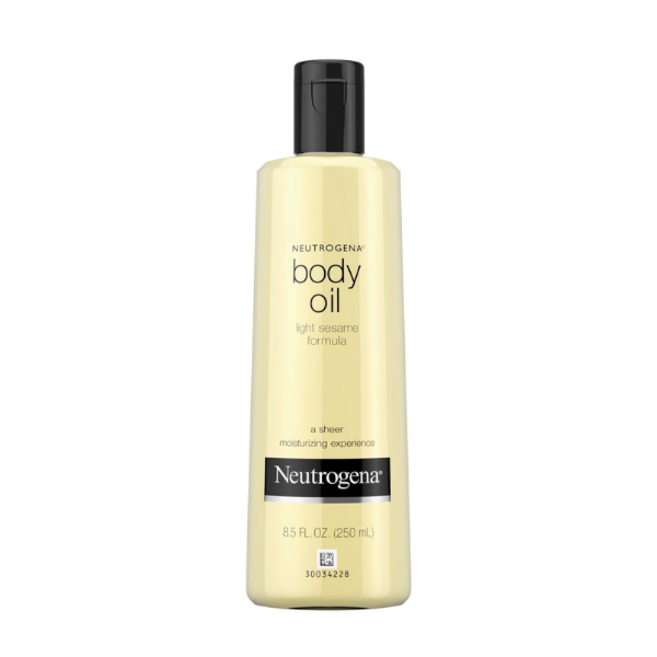 Huile corporelle Body Oil light Sesame formula