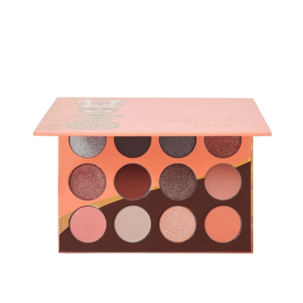 Palette THE NUBIAN 3 CORAL