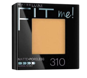 Poudre Fit Me! Matte+Poreless - Maybelline Nubian Beauty Dakar Senegal